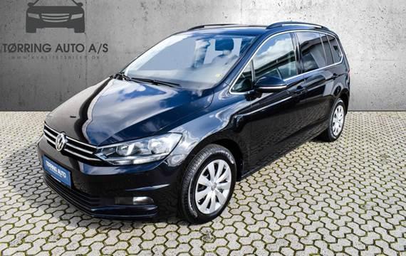 VW Touran TSi 150 Comfortline DSG 7prs 1,4