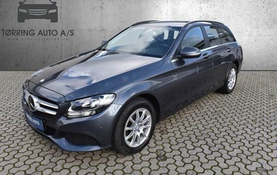 Mercedes C200 d Business stc. aut. 2,2