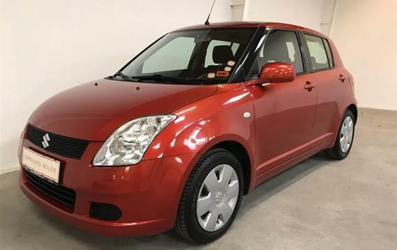 Suzuki Swift  5d 1,5