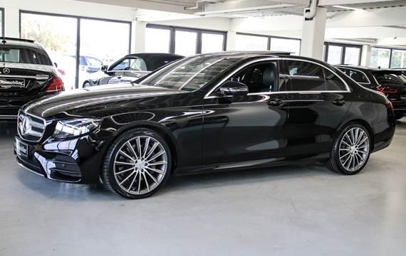 Mercedes E350 d AMG aut. 3,0