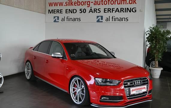 Audi A4 TDi 136 S-line 2,0