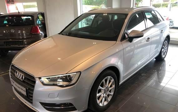 Audi A3 TFSi 122 Attraction SB 1,4