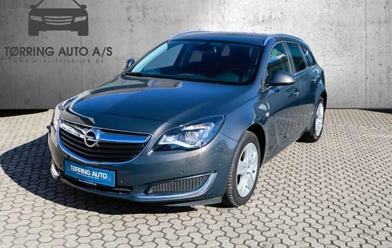Opel Insignia CDTi 136 Edition ST aut. 1,6