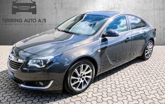 Opel Insignia CDTi 136 Edition 1,6