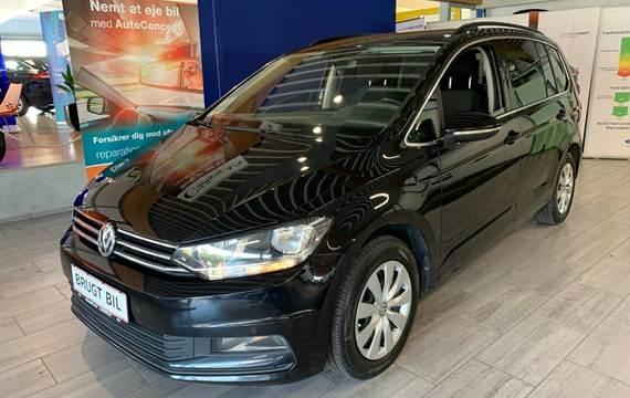VW Touran TSi 150 Comfortline 7prs 1,4