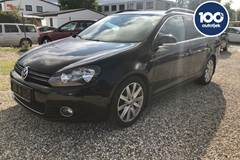 VW Golf VI TSi 122 Highline Variant 1,4