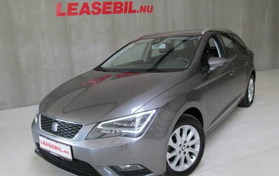 Seat Leon TDi 110 Style ST DSG 1,6