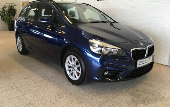 BMW 218d Active Tourer Advantage 2,0