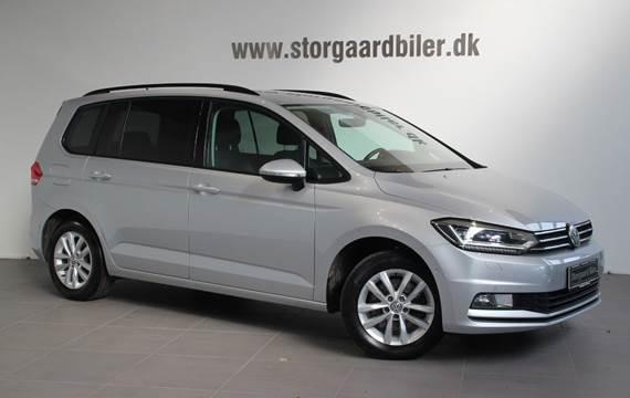 VW Touran TDi 110 Comfortline DSG 7prs 1,6