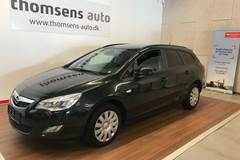 Opel Astra CDTi 125 Enjoy ST 1,7