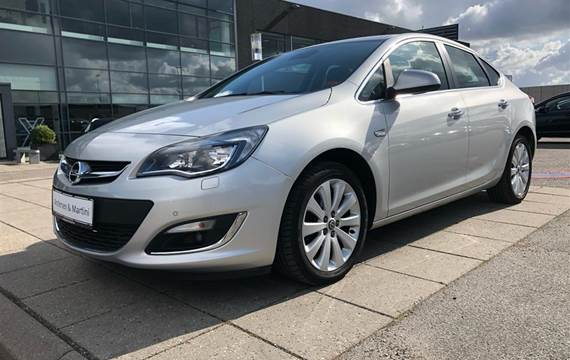 Opel Astra Turbo Cosmo Start/Stop  6g 1,4
