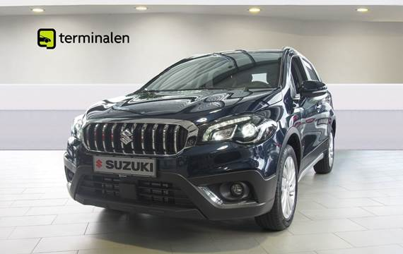 Suzuki S-Cross Boosterjet Active KUP 1,0