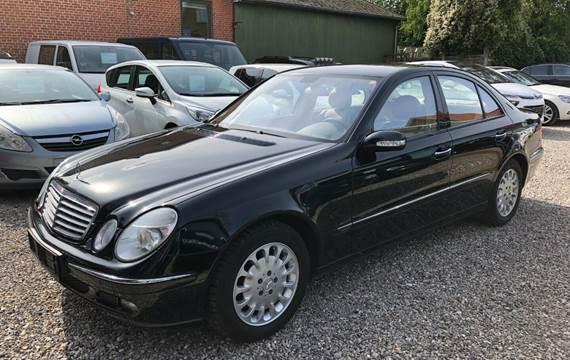 Mercedes E240 Elegance aut. 2,6