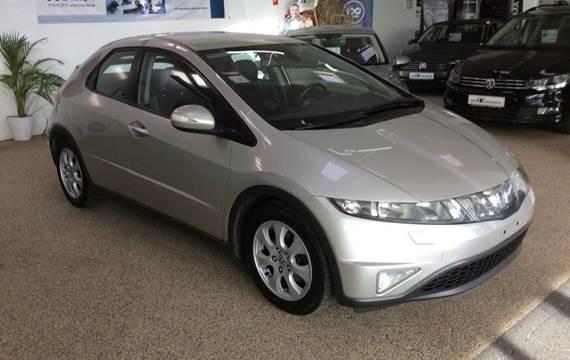 Honda Civic Sport i-Shift 1,8