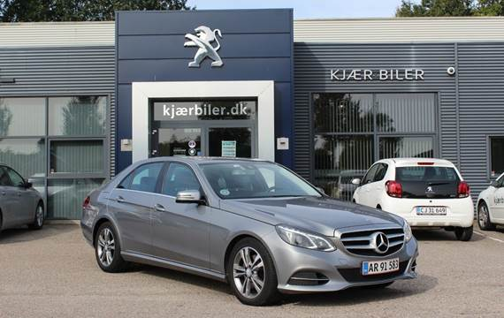 Mercedes E350 BlueTEC Avantgarde aut. 3,0