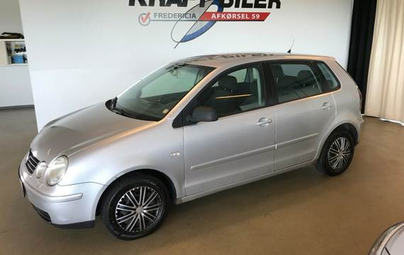 VW Polo 16V 101 1,4