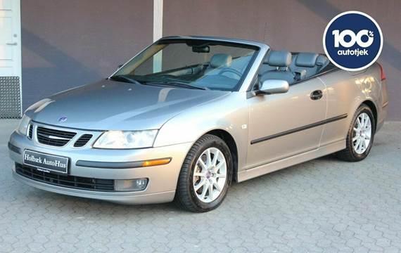 Saab 9-3 T Cabriolet aut. 2,0