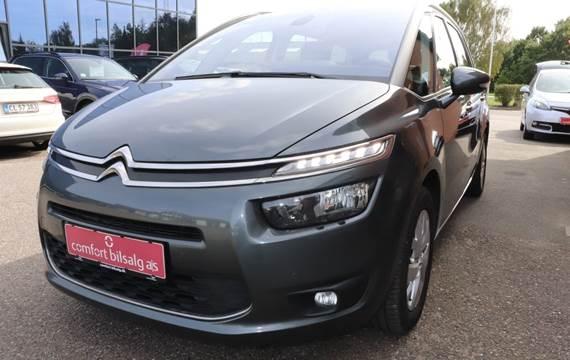 Citroën Grand C4 Picasso e-HDi 115 Intensive ETG6 1,6