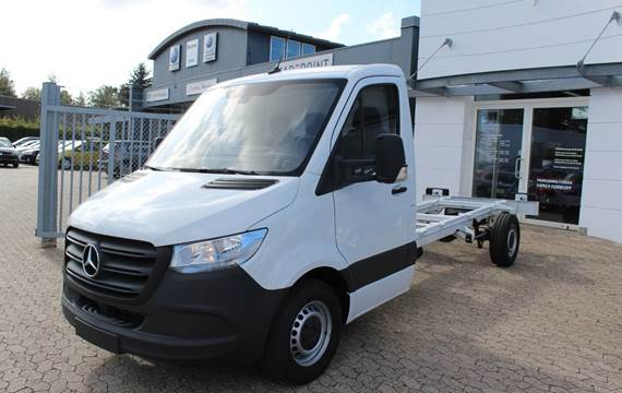 Mercedes Sprinter 316 CDi A3 Chassis RWD 2,2