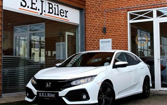 Honda Civic i-DTEC Elegance 1,6