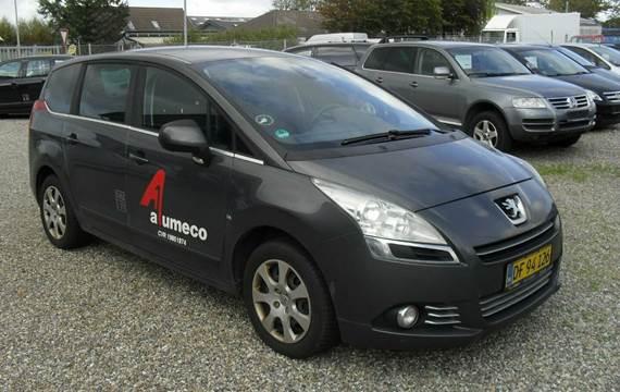 Peugeot 5008 HDi 109 Premium Van 1,6