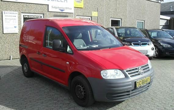 VW Caddy SDi 2,0