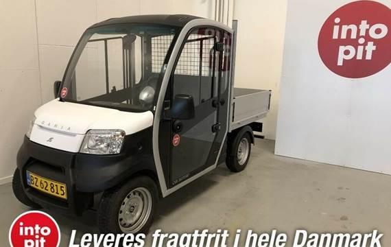 Garia Utility City Ladvogn aut.