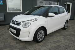 Citroën C1 e-VTi 68 Scoop 1,0