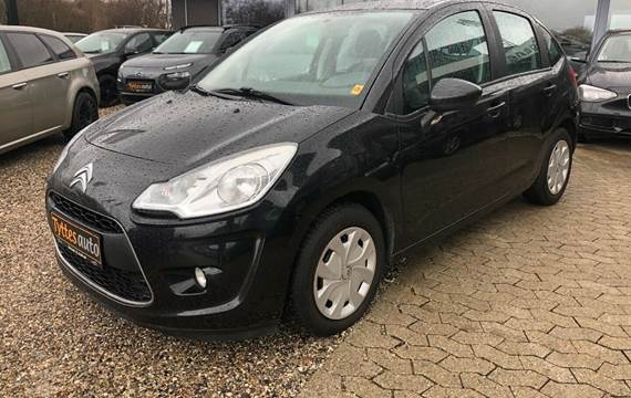 Citroën C3 HDi Seduction 1,4