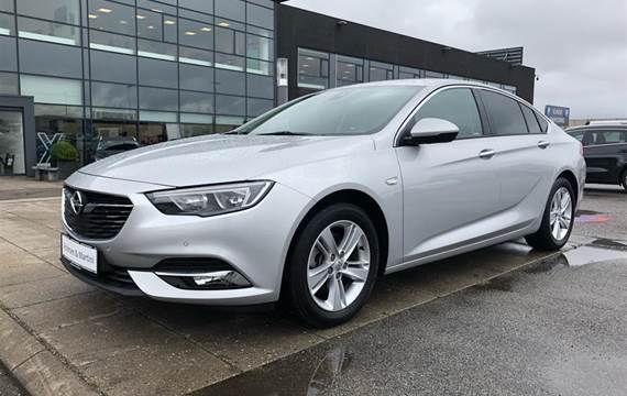 Opel Insignia Grand Sport  CDTI Dynamic Start/Stop  5d 6g Aut. 1,6