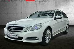 Mercedes E350 CDi stc. aut. 4-M BE 3,0