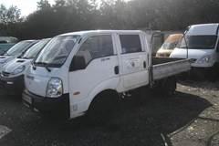 Kia K2700 Double Cab  D LS  Ladv./Chas. 2,5