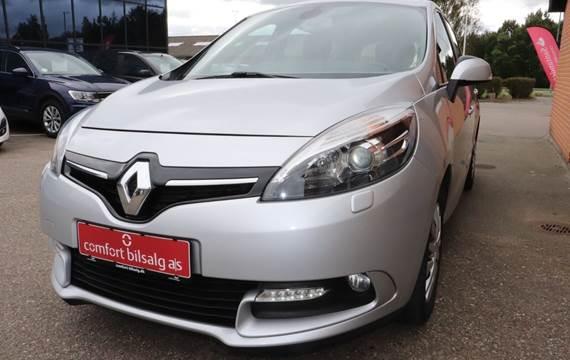 Renault Grand Scenic III dCi 110 Expression ESM 7prs 1,5