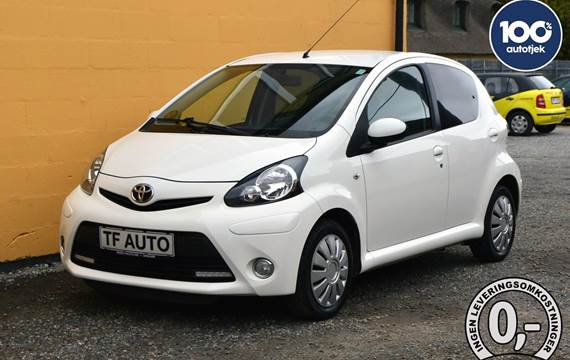 Toyota Aygo VVT-i T2 Air Connect 1,0