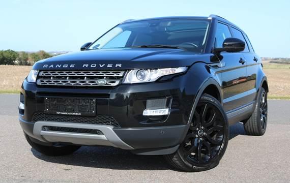Land Rover Range Rover evoque Si4 240 Pure Tech aut. 2,0