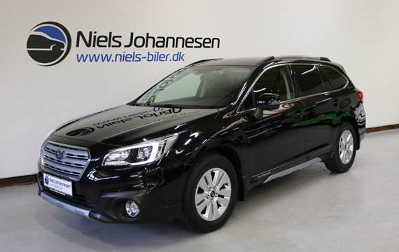 Subaru Outback D Summit CVT AWD 2,0