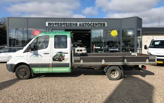 Mercedes Sprinter 515 CDi R2 Db.Cab Chassis 2,2