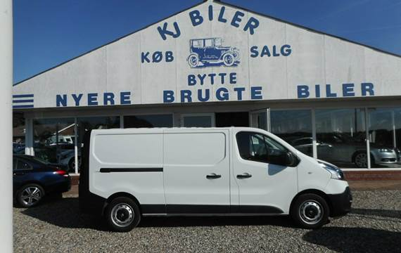 Renault Trafic T29 dCi 125 L2H1 1,6