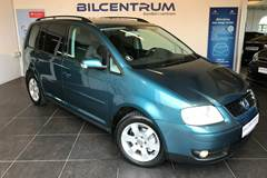 VW Touran TDi 105 Highline DSG Van 1,9
