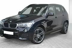 BMW X3 xDrive20d X-Line aut. 2,0