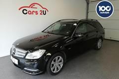 Mercedes C220 CDi stc. aut. BE Van 2,2