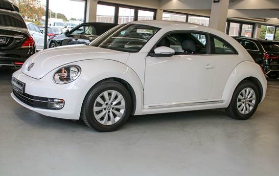 VW The Beetle TSi 105 Design 1,2
