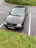 VW Golf IV Van 1,9 TDI