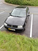 VW Golf IV Van 1,9 TDI
