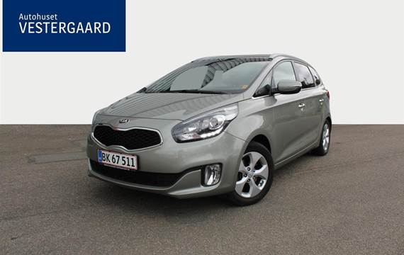 Kia Carens 1,6 7 pers.  GDI Attraction  6g