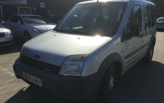 Ford Transit Connect TDCi 90 220S 1,8