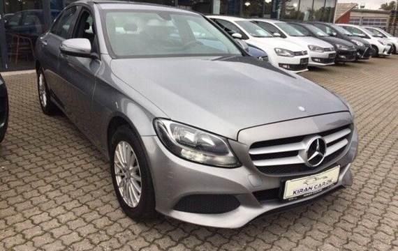 Mercedes C200 d aut. 1,6