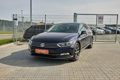 VW Passat TDi 190 High+ Vari. DSG 2,0