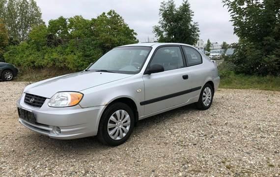 Hyundai Accent LS 1,3