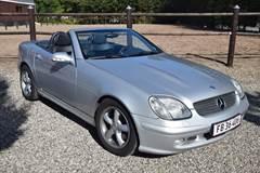 Mercedes SLK320 aut. 3,2